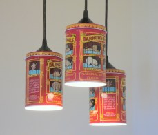 Animal Crackers chandelier
